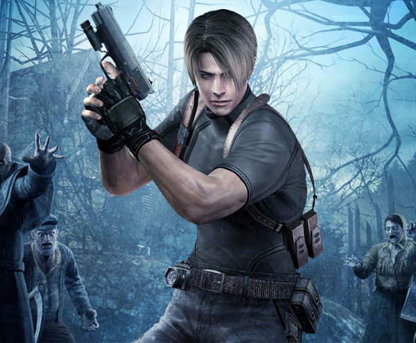 Resident Evil 4 Cheat Engine for PC
