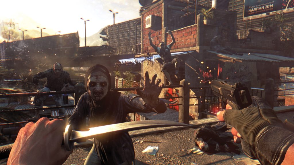 dying light game mod