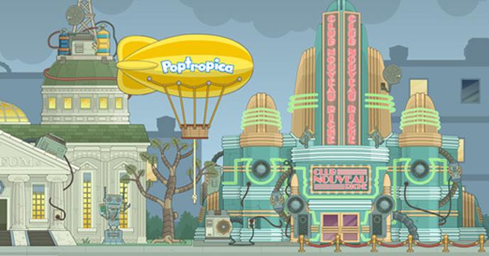 poptropica game show island cheat codes