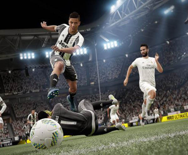 hackers stole millions from Fifa 14