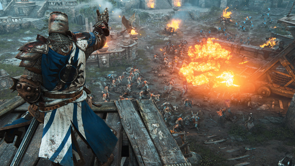 for honor update content will be free