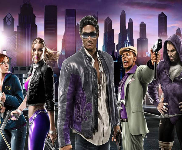 Saints Row 3 Cheat Codes for Xbox 360