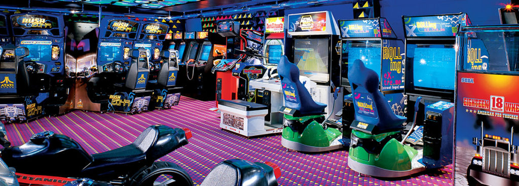 arcade hacks