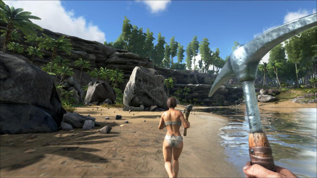 ark survival console commands