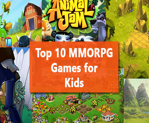 best mmo games for your kids