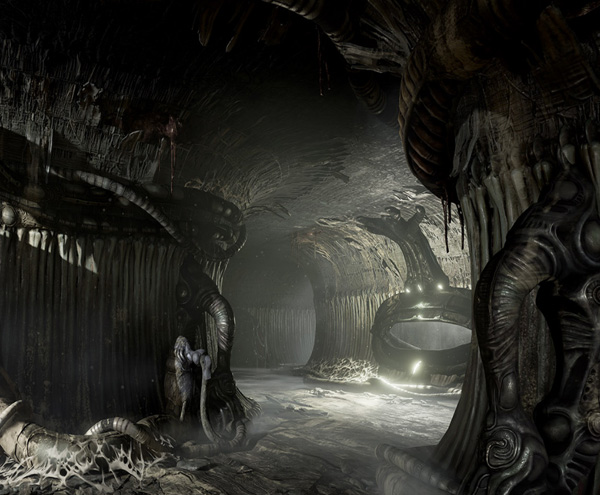 can my pc play scorn horror game