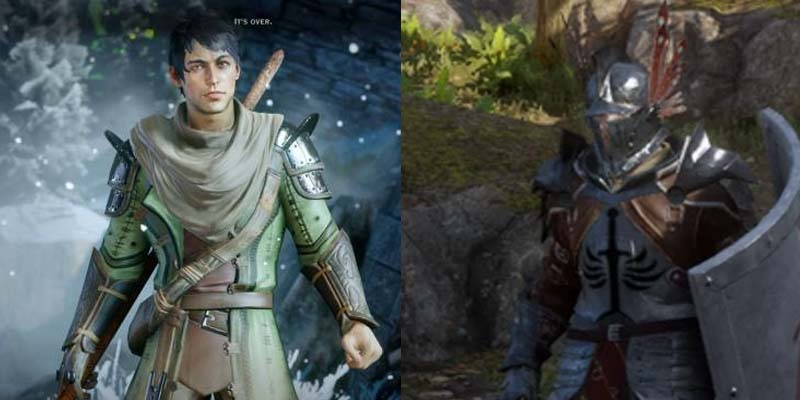 Dragon Age Inquisition Mages Or Templars Game Cmd