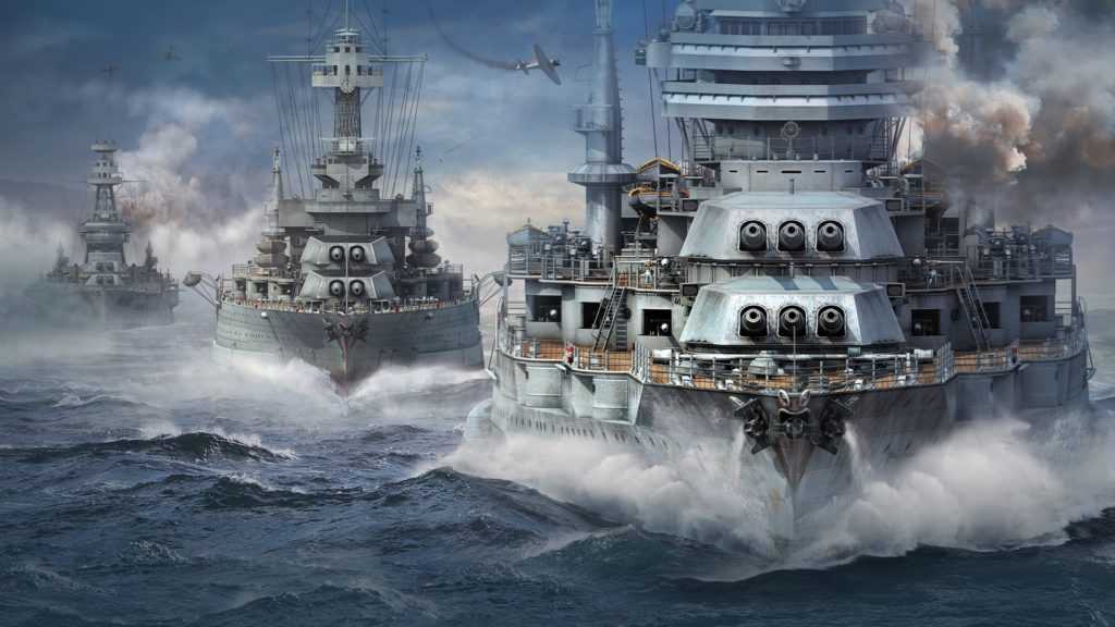 world of warships aim mod