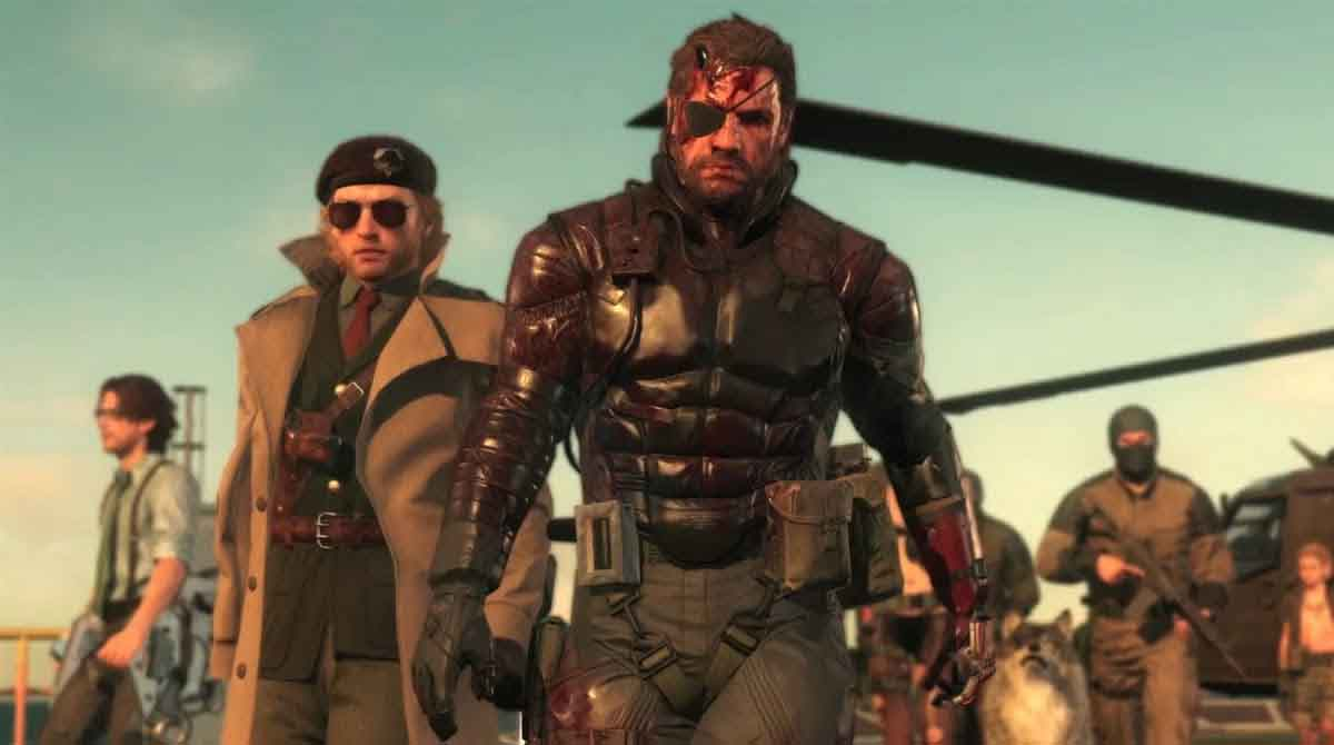 Metal Gear Solid 5 The Phantom PainTrainer & Cheat Engine Table