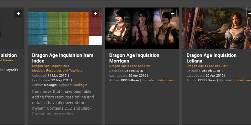 How to Install Dragon Age Inquisition Mods