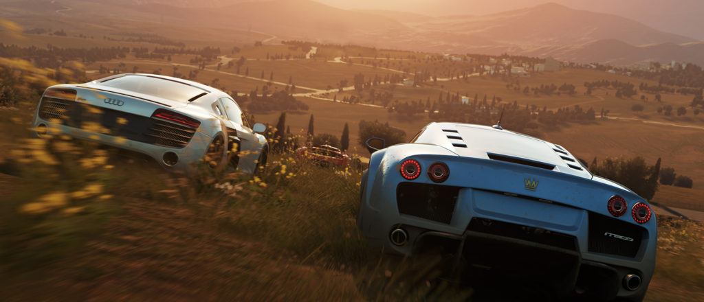 forza horizon split screen