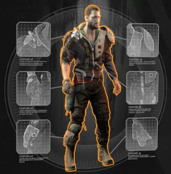 juggernaut outfit