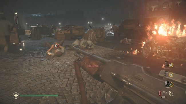 liberation COD ww2 heroic acts