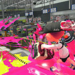 is splatoon 2 local co-op