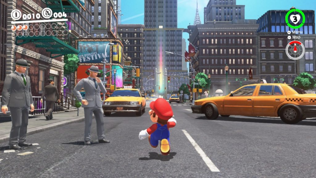 super mario odyssey on pc