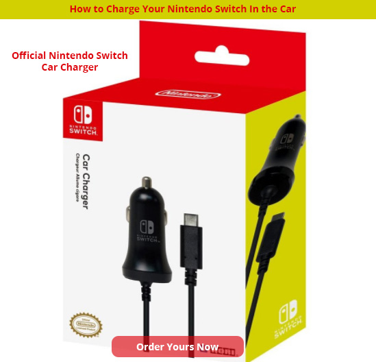 nintendo switch car charger buy