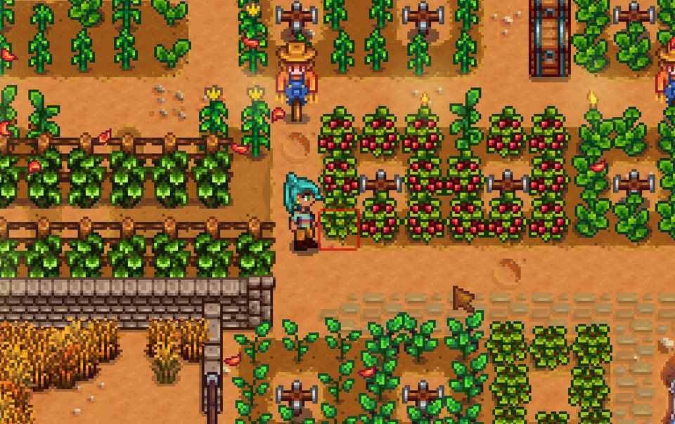 stardew valley forester