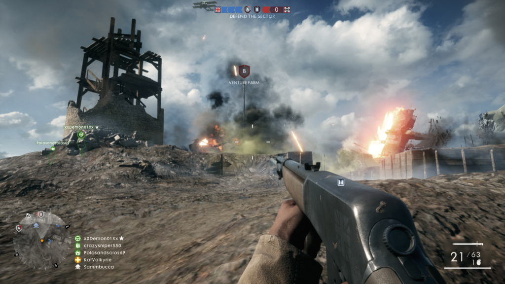 battlefield 1 split screen multiplayer