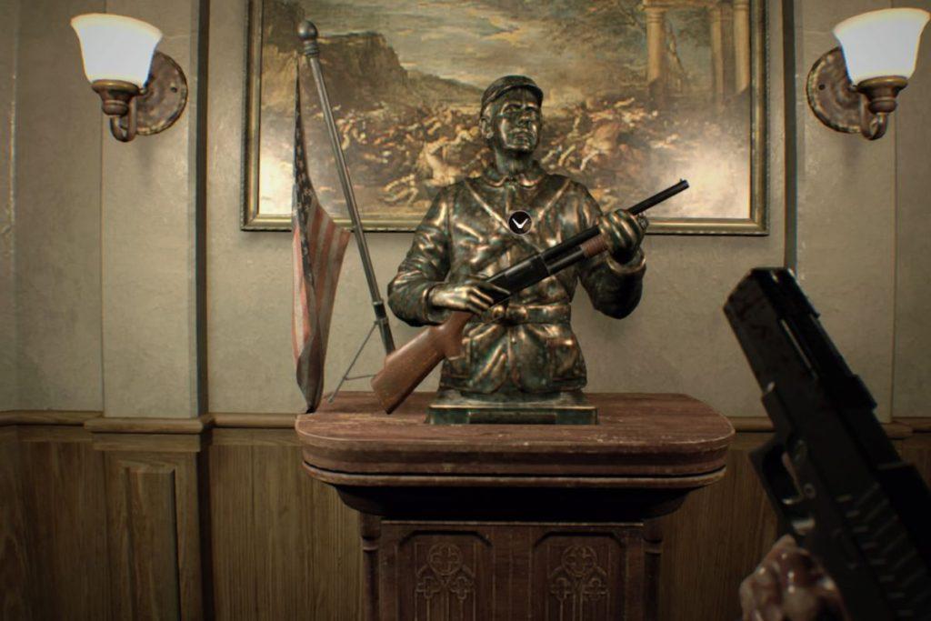How to Get Shotgun Resident Evil 7