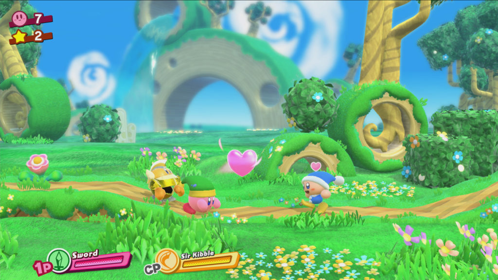 Kirby Star Allies Ditches Online Multiplayer