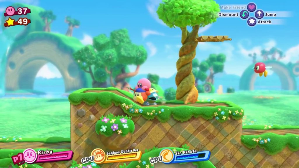 4 Simple Kirby Star Allies Tricks to Help You Beat the Big Bosses