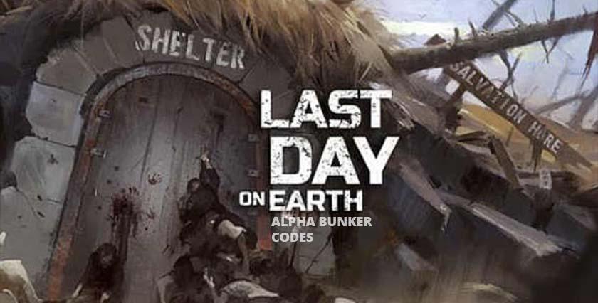 last day on earth vault codes