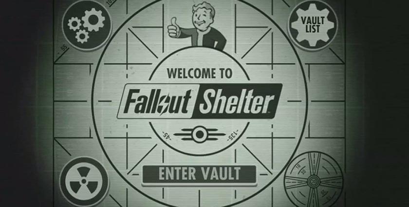 fallout shelter crashing