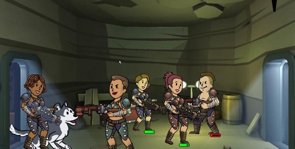 fixing crashing fallout shelter