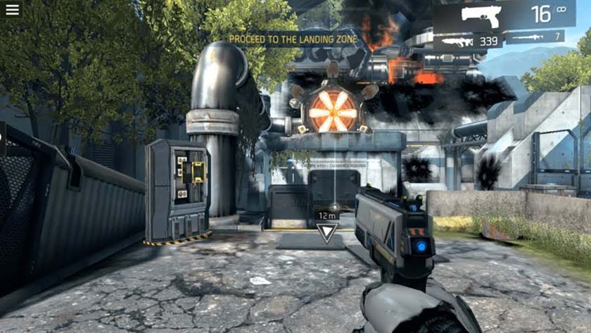 how to play shadowgun legends on pc