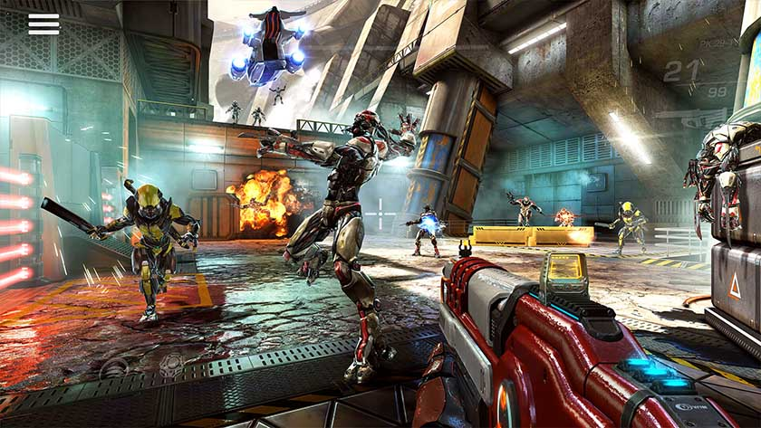 shadowgun legends how to level up faster
