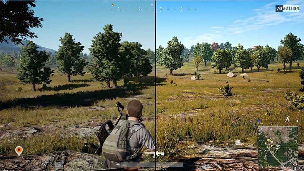uinstalling reshade from pubg