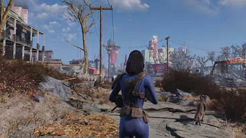 Fallout 4 Cheat Engine Hacks and Console Commands