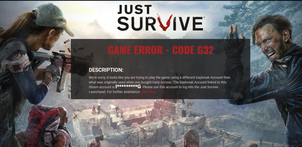 h1z1 error code g32