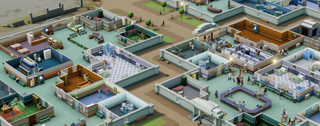 2 point hospital