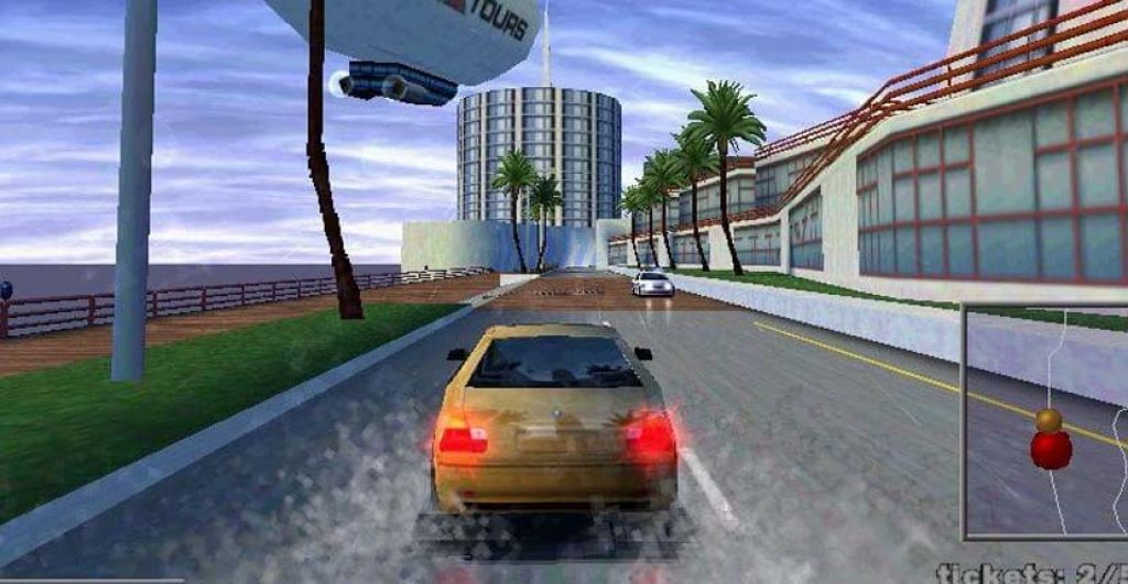 Need for Speed III- Hot Pursuit-1998