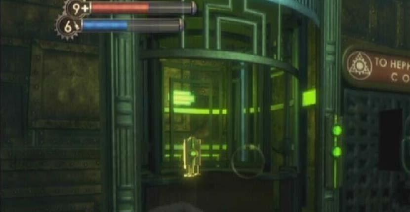 bioshock elevator code