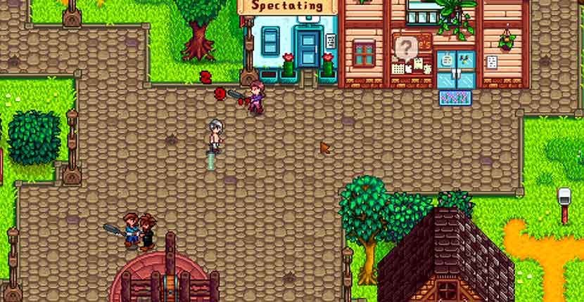stardew valley battle royale game mod